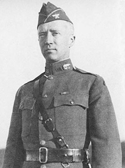 Colonel George S. Patton WW1
