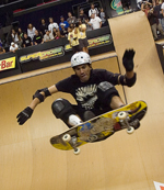 Ipath's Bob Burnquist